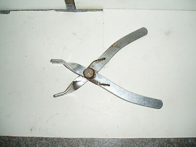 Vintage Ripaults Patent Bullet Connector Pliers Tool