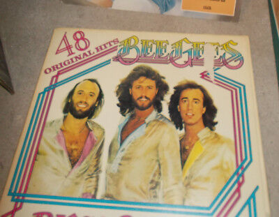 LP 48 Orginal Hits Disco  Bee Gees