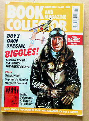 Scarce Book And Magazine Collector 245 Boy's Own Special August 2004 Pristine
