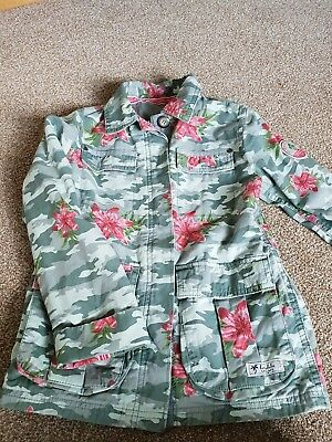 Next jacket age 7 never worn