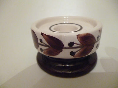 'Jersy Pottery' Candle Holder