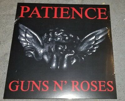 Guns N Roses Appetite For Destruction Locked Loaded Patience yellow vinyl 45 7""