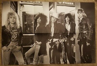 Guns N Roses Appetite For Destruction Locked Loaded Band Group Poster Exclusive