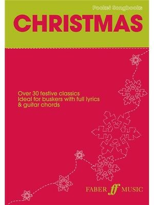 Pocket Songs Christmas Chord Song Learn to Play Mixed Songbook SHEET MUSIC BOOK