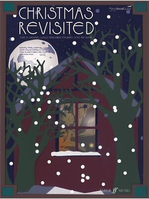 Christmas Revisited Learn to Play Present Mixed Songbook SHEET MUSIC BOOK