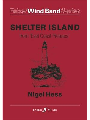 Shelter Island. Wind Band Score & Pts Learn to Play SHEET MUSIC BOOK