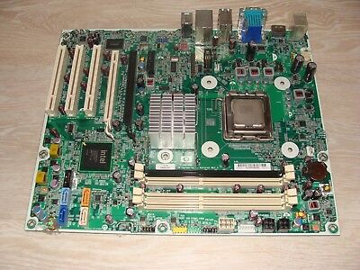 HP 536455-001 8000 Elite CMT Socket T LGA775 Motherboard mit CPU 2,93 GHz