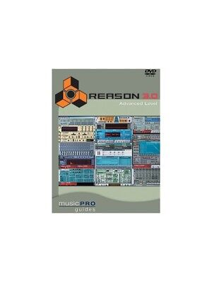Reason 3.- Advanced Level Learn to Play Birthday Present Reference MUSIC DVD
