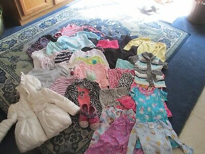 Girls HUGE 3T Fall and Winter Lot