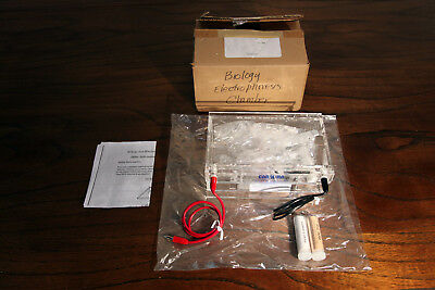 Carolina Deluxe Gel Electrophoresis Chamber chemistry lab equipment electrical