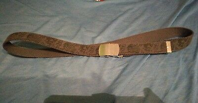 Junior boys adjustable belt