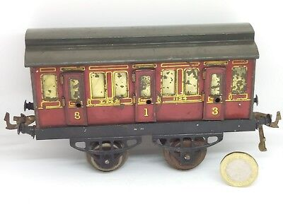 Antique Hornby series carriage