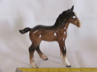 Beswick foal, tail out, in good condition