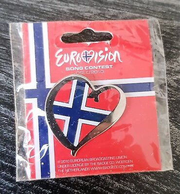 Pin's Eurovision 2010