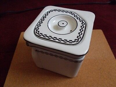The Cube Teapot - White Wedgwood & Co Ltd 110351 Made in England