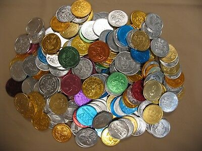 Lot of 250 Mardi Gras Doubloons