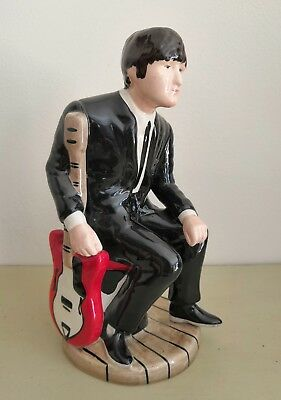 Lorna Bailey John Lennon Porcelain Figure Signed Lorna Bailey USA