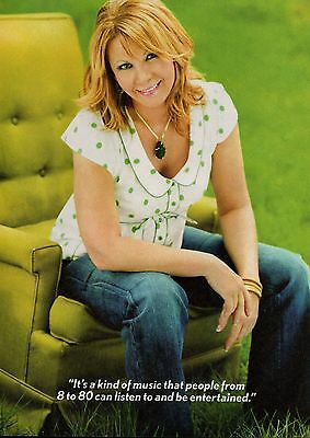 Patty Loveless 1 Page 2008 Magazine Picture Clipping Country Music