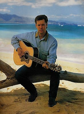 Randy Travis 5 Page Magazine Article Clipping 6 Pictures Country Music