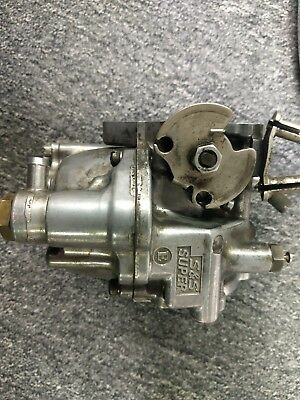 S&S Super E carb with air cleaner