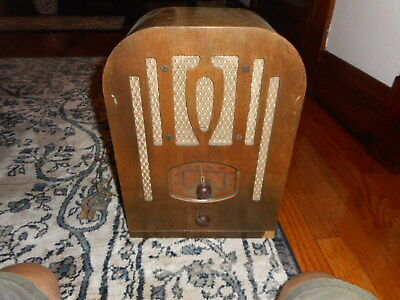 vtg rca tube radio to restore or parts