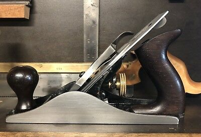 Stanley No 4C Smooth Plane Type 16 1933-41 Tuned