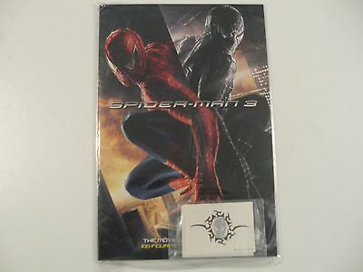 Album Figurine Spider-Man 3 Uomo Ragno Completo Compresi I 12 Introvabili Tatoo!
