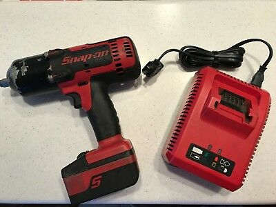 """Snap-on CT8850 - 18 V 1/2"""" Drive Cordless Impact Wrench 2280 BPM 700 ft.lb."""