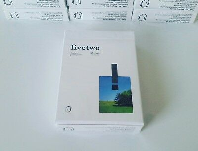 Fivetwo playing cards DEALERSGRIP Rare 1/2500 (Fontaine Virtuoso Hype Cardistry)