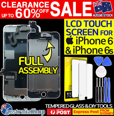 iPhone 8 PLUS 7 6S plus 6 + 5 S FULL Assembly LCD Touch Screen Replacement