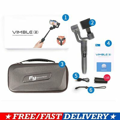 Feiyu Vimble2 3-Axis Extendable Handheld Gimbal Stabilizer for Mobile Phone HJ