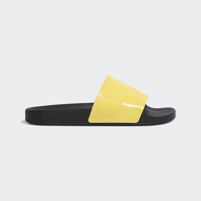 b2e7db75d Adidas RAF SIMONS ADILETTE CHECKER Mens Sandals Slippers Slides Yellow  B22529