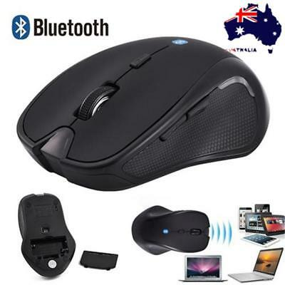 Portable Rechargeable Bluetooth 3.0 Wireless Mouse For Laptop Tablet Wireless
