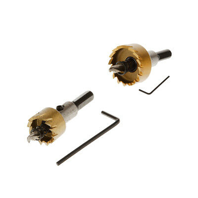 21mm,28mm Hole Saw Tooth HSS Steel Drill Bit Cutter Hand Tool for Metal Wood