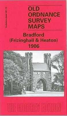 OLD ORDNANCE SURVEY MAP BOLTON SOUTH GREAT LEVER 1927 TOWNLEYS HOSPITAL DAUBHILL