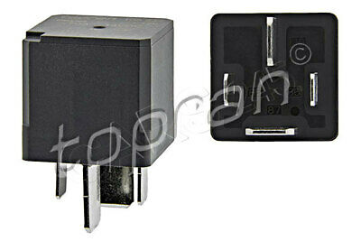 Main Current Relay Fits Vauxhall Astra F Combo Corsa A Box Tr 6238543