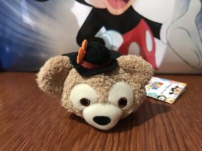 Duffy Bear Halloween Autumn 2016 HKDL Tsum Disney