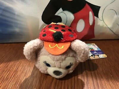 Shellie Mae Ladybug Bear Halloween Autumn 2016 HKDL Tsum Disney