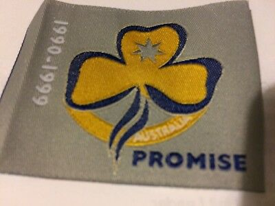 Girl Guides / Scouts 1990-1999