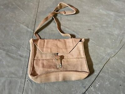 57G Wwii British P1937 P37 Officer Musette Carry Bag