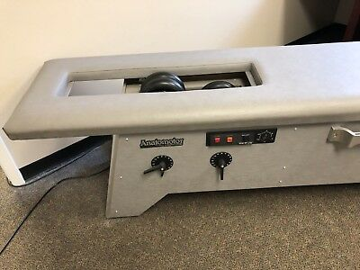 Traction, Massage Roller, Used Chiropractic tables Hill Anatomotor
