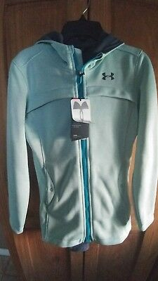 NWT youth size med Full zipped jacket