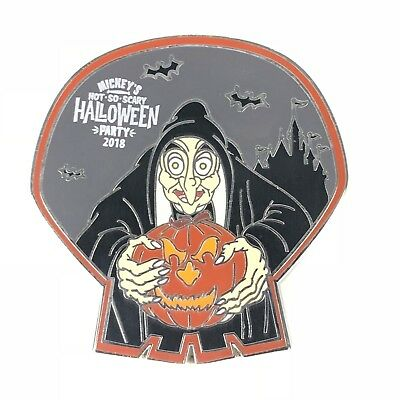 Snow White Old Hag Mickey's Not So Scary Halloween Party 2018 Chaser Disney Pin