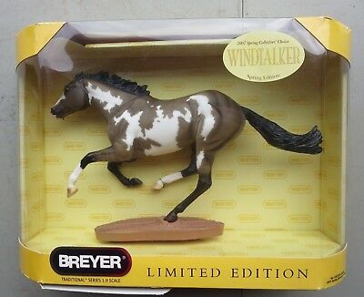 Breyer 2007 Windtalker Limited Edition Spring Collection Choice 1:9 Scale NIB