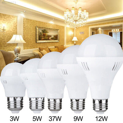 Smart LED Bulb Light Bulb Emergency Lamp Home Room Lighting Fixture