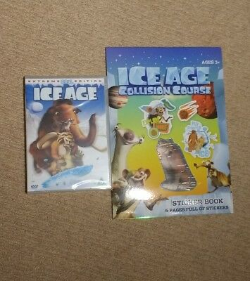 Covers. Box. Sk::: ice age den iskalla versionen/extreme cool.