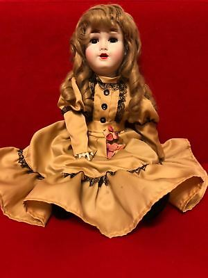 Armand Marseille??? Porzellan Puppe / Beautiful Antique Doll with Perfect Head