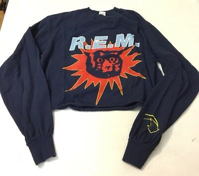 Vintage Rare Cut 1994 Athens R.E.M. REM Tour Shirt XL Mens/ Womens
