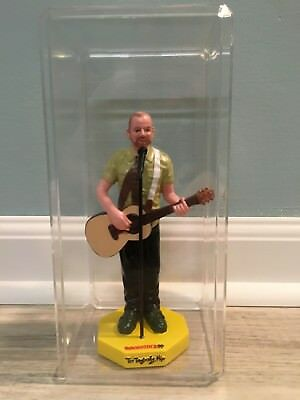 Tragically Hip – Gord Downie Figurine With Display Case – 1999 Woodstock - RARE