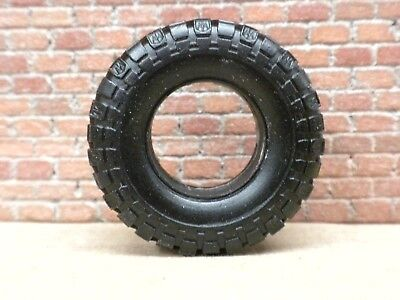 "RUBBER 1/25 18"" x 37"" STREET/OFF ROAD TIRES T21"